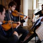 string quartet for hire in events