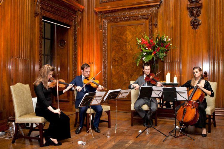Bridgerton Wedding String Quartet