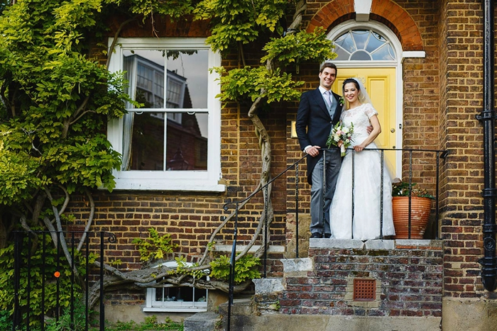 Our String Quartet featured in London Bride